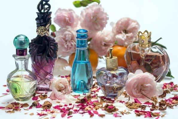 La rose de damas entre dans la composition de nombreux parfums